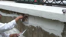 lisser un mur crépi r 233 nover un mur ext 233 rieur ab 238 m 233