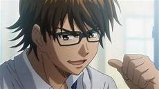 Gambar 10 Karakter Anime Cowok Keren Berkacamata Gwigwi