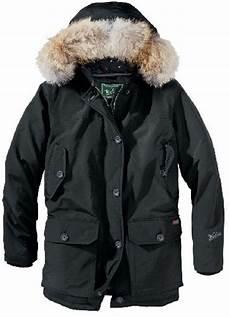 woolrich model 15130 s arctic parka black winter coat