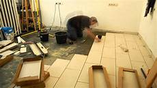 fliesen verlegen im zeitraffer how to tiling time lapse