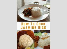 How To Cook Jasmine Rice In a Rice Cooker?