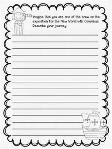 christopher columbus freebie writing prompts 4th grade social studies teaching history