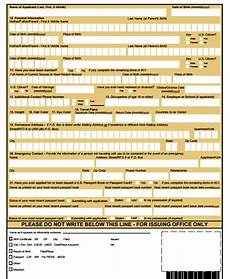 form ds 11 application for a u s passport epub