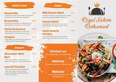hotel menu card template free trifold restaurant menu card freedownloadpsd