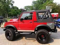 Find Used Suzuki Samurai Excelletnt Condition Awesome