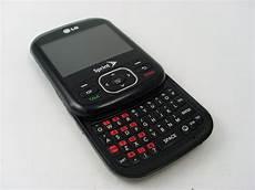 lg cdma mobile sprint lg remarq ln240 cdma qwerty slide cell phone