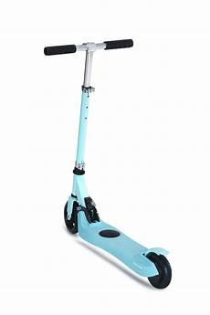denver kinder elektro scooter sck 5300 blau real