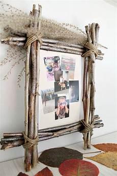 Bilderrahmen Selbst Gestalten Diy Rustic Photo Frame Rustic Home Decor Makes Any Space