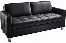 sofa schwarz 3er sofa schwarz sofas zum halben preis