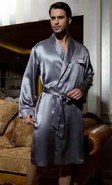 robe de chambre homme satin robe de chambre for heavy silk satin sleepwear