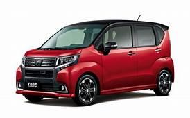 Daihatsu Move Custom Price Specifications Overview