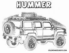 hummer cars colouring pages cars coloring pages