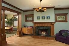decorating oak woodwork taupe blue living room dining