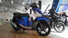 Modifikasi Suzuki Address by Motor Modifikasi Suzuki Di Jakarta Fair Kemayoran 2017