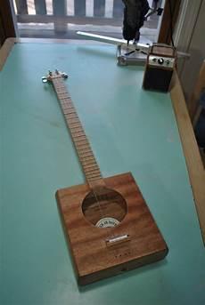 build a cigar box guitar cigar box guitar cbg 2