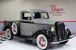 1937 Ford Pickup V85 Stock  16008V For Sale Near
