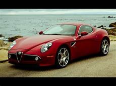alfa romeo 8c competizione one take youtube