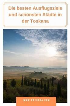 Mit Dem Auto Durch Die Toskana Ausflugsziele Und H 252 Bsche