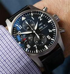 iwc pilot s chronograph 3777 timepieces for 2016