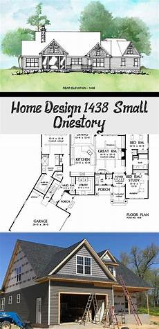 donald gardner house plans one story home design 1438 small one story don gardner house