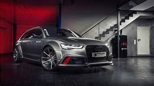 Prior Design Audi A6 RS6 Avant Wallpaper  HD Car