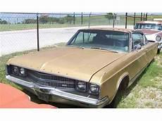 1968 Chrysler New Yorker For Sale 1968 chrysler new yorker for sale classiccars cc