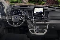 2020 Ford Transit Cargo Van Interior Photos  CarBuzz