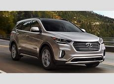 7 Seat Hyundai Santa Fe XL (2019) Priced from $30,850