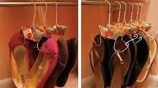 comment ranger toutes ses chaussures quand on n a pas de