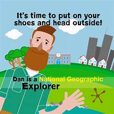 day worksheets 18252 national geographic explorer dan ellison in new outdoor activity animated