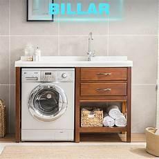 Apartment Project Small Bathroom Vanity Washing Machine