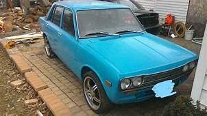 71 Datsun 510 For Sale  Other 1971 In