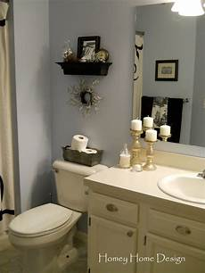 Deco Bathroom Ideas Decorating by Homey Home Design In The Bathroom