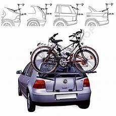 fahrradträger für heckklappe vw golf bj ab 1991 fahrradtr 228 ger heckklappe f 252 r 2