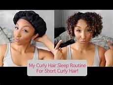 How To Style Curly Hair After Sleeping