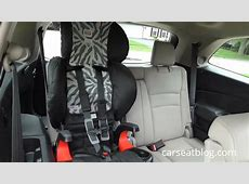 2016 Honda Pilot Review: Kids, Carseats & Safety  3rd Row
