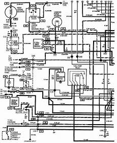 1982 corvette wiring diagram 1982 corvette where is the fusible link that powers the ecm wire 340 which goes to ecm 10