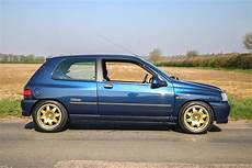 Renault Clio Williams Review The Pocket Rocket
