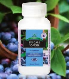 suplemen untuk mata produk kesehatan herbal dari green world 100 halal dan alami