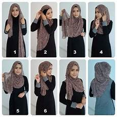 Tutorials For All Materials Pashmina Crinkle And