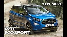 Ford Ecosport St Line - 2017 ford ecosport st line