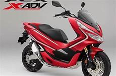 Modif Spacy Jadi Pcx by Begini Jadinya Kalau Honda Pcx Dimodif Jadi X Adv Keren