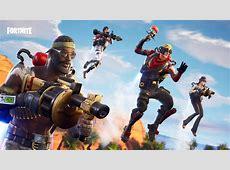 Wallpaper Fortnite, screenshot, 4K, Games Wallpaper