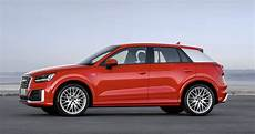 audi q 2 the motoring world ireland audi announces pricing and