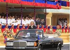 Le Roi Du Cambodge C 233 L 232 Bre Les 60 Ans De L Ind 233 Pendance Du