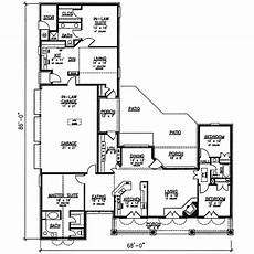2400 square feet house plans southern style house plan 4 beds 3 00 baths 2400 sq ft