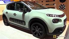 2018 Citroen C3 Exterior And Interior Walkaround 2017