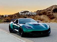 xik carbon fiber c7 corvette stingray z06 grand
