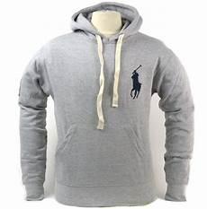 polo ralph mens big pony hoodie drawstring pullover