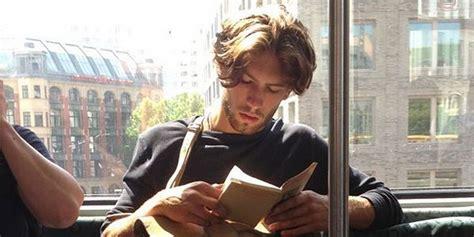 Hot Guys Reading Instagram